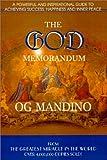 The God Memorandum(gift Editio