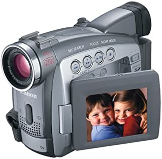 amazon com canon zr700 minidv camcorder with 25x optical zoom rh amazon com Canon ZR600 Digital Camcorder Canon Vixia
