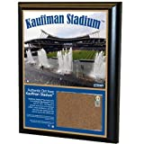 MLB Kansas City Royals Kauffman Stadium 8x10-Inch Game Used Dirt Plaque Photomint