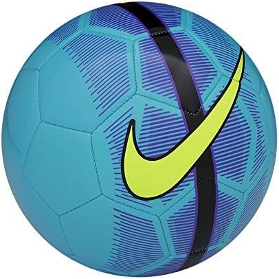 Nike Mercurial Fade - Balón Unisex, Color Azul/Morado/Lima, Talla ...