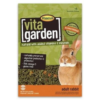 Higgins-Vita-Garden-Rabbit-Food-with-added-Vegetables-Gluten-Free-4-lb-Bag-Fast-Delivery