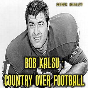Bob Kalsu Audiobook