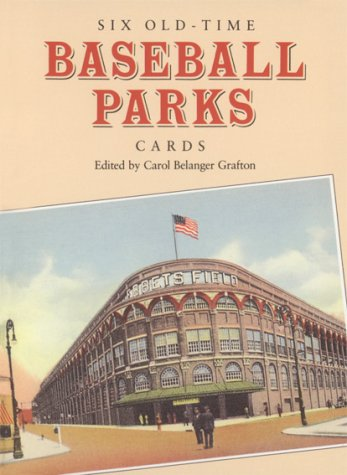 (Six Old-Time Baseball Parks Postcards (Small-Format Card Books))