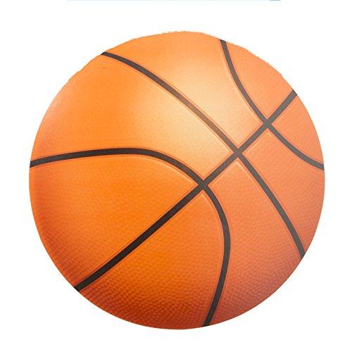 """5"""" Basketball Cutout Decoration"""