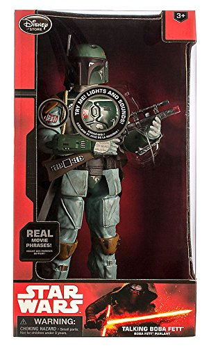 with Boba Fett Action Figures design
