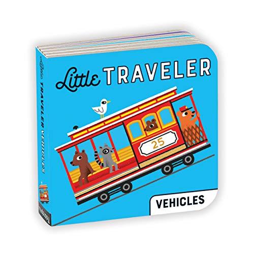 51WWT4i1peL - Little Traveler Board Book Set