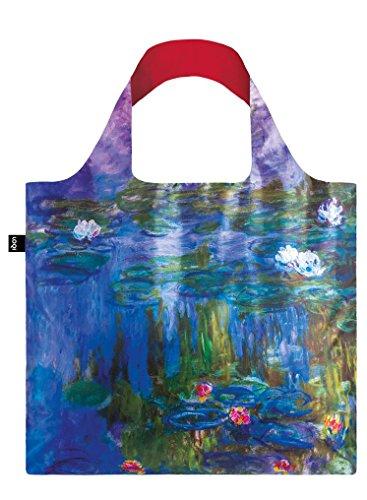 (LOQI Museum Claude Monet Water Lilies, 1913 Tote Bag)