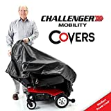 Challenger Mobility CMC-322 Cover for Powerchair Heavy Duty Light Vinyl, Medium