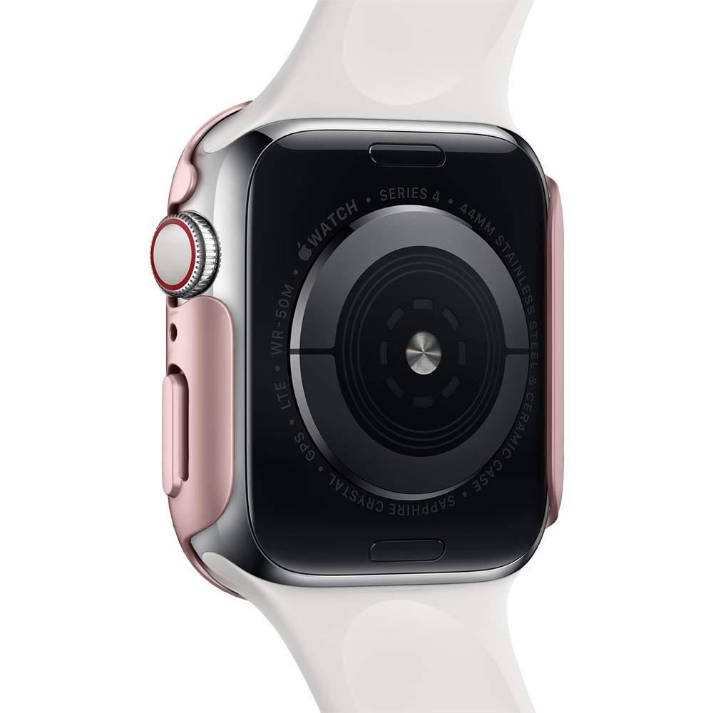 Spigen Thin Fit Designed for Apple Watch Case for 44mm Series 4 (2018) - Rose Gold by Spigen (Image #10)
