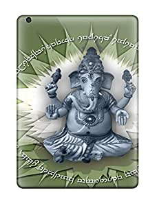 Hot GHQ6673mwbf Lord Ganesha Tpu Cases Covers Compatible With Ipad Air