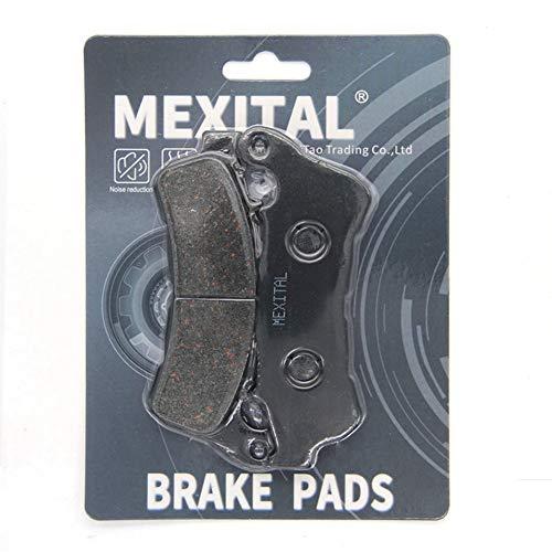 MEXITAL motorfiets remblokken voor MXB388-388-174 vooraan