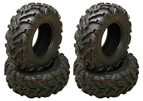 Set New Tires 25x10 12 P341 product image