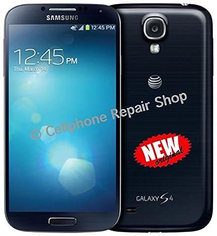 Samsung Galaxy S4 SGH-I337 Unlocked GSM Smartphone with 13 MP Camera, Touchscreen and 16 GB Storage, (Unlock Phones Samsung Galaxy)