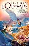 Les filles de l'Olympe, tomes 4 à 6 : La bataille des déesses par Kedros