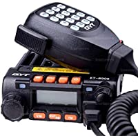 BFTECH Toronto-Store QYT KT-8900 Dual-Band 25W VHF UHF Car/Trunk Ham Mobile Transceiver Two Way Radio(Antenna not Included)