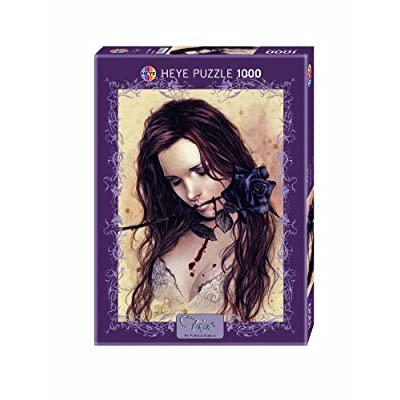 Heye Spz1000 Favole Dark Rose Puzzle Standard 29430