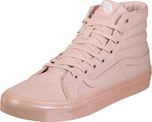 Vans Femme Chaussures / Baskets UA SK8-Hi Slim Rose
