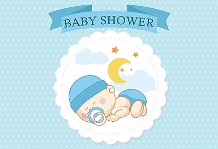 YongFoto 1,5x1m Fondo de Fotografia Telón de Fondo Baby Shower ...