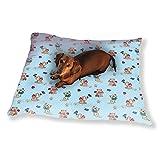 Cute Animals Dog Pillow Luxury Dog / Cat Pet Bed