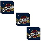 Cleveland Cavaliers Party Lunch Napkins Extreme Value Set of 48