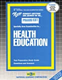 Health Education, Rudman, Jack, 0837384486