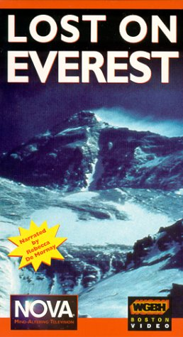 nova-lost-on-everest-vhs