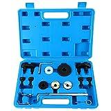 8milelake Engine Camshaft Locking Alignment Timing Tool Kit Compatible for Audi VW Skoda VAG 1.8 2.0 TFSI
