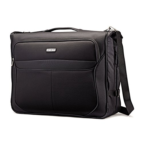 Samsonite Liftwo Ultra Valet Garment Bag, Black, One Size by Samsonite