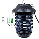 Electric Insect zapper, Kapas 40W Outdoor Bug Killer Lantern for Mosquitoes, Flies, Gnats, Pests & Other Insects, 1 Acre Coverage