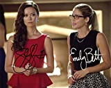Summer Glau / Emily Bett Rickards ARROW In Person Autographed Photo