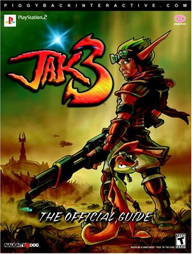 Jak 3 official guide.