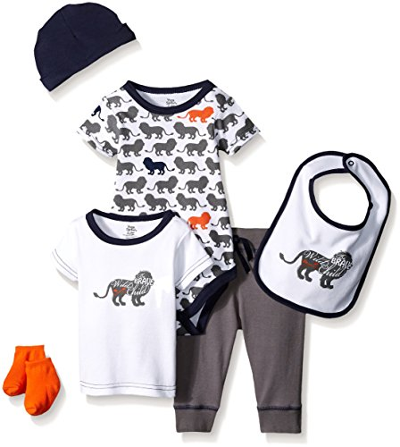 Yoga Sprout Piece Layette Set product image