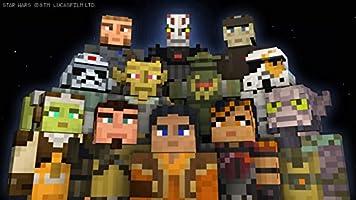 Minecraft - DLC,  Star Wars Rebels Skin Pack - Wii U [Digital Code]