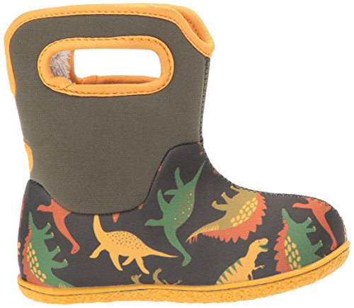 Dino Moss Multi Snow Classic Boot Penguins Bogs Winter Baby ZWpY7wPpqR