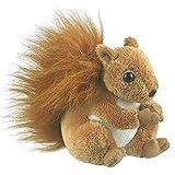 Red Squirrel Plush Stuffed animal