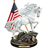 Enesco Trail of Painted Ponies Unconquered Figurine