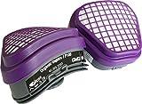 GVS Elipse SPR468 OV/P100, Plastic, Universal, Purple