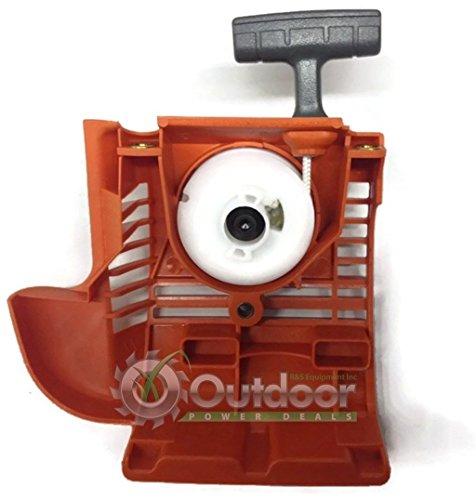 (Husqvarna 503852804 Starter Assembly Genuine Original Equipment Manufacturer (OEM) Part)