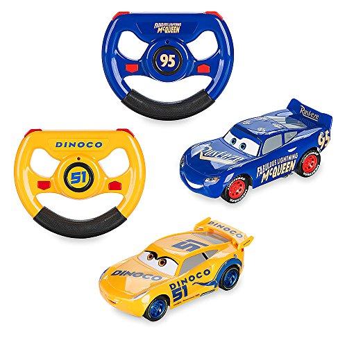 Disney Lightning McQueen & Cruz Ramirez RC Twin Pack - 6 Inc