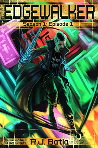 Edgewalker: A Fantasy Detective Adventure Book - Season 1: Episode 1 (Edgewalker Series Season 1)