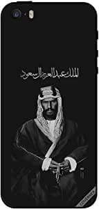 Case For iPhone SE - Abdul Aziz Al Saud B&W Picture