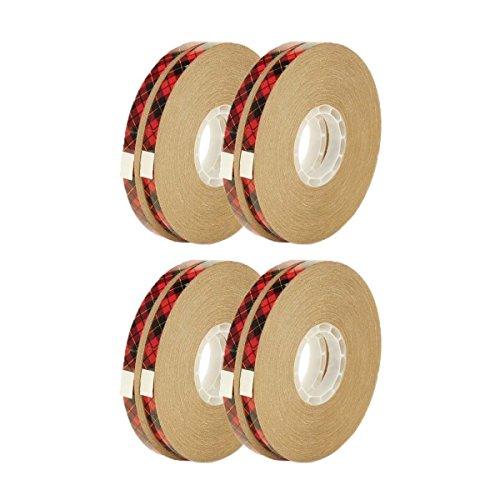 (Scotch 085-R ATG Advanced Tape Glider Refill Rolls, 1/4-Inch by 36-Yard, 2-Rolls/Box, 4-PACK)