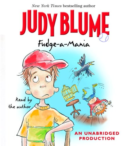 Fudge-A-Mania (The Fudge Seres): Judy Blume: 9780739356272: Amazon ...
