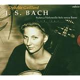 Bach - Suites pour violoncelle seul n° 1 à 6
