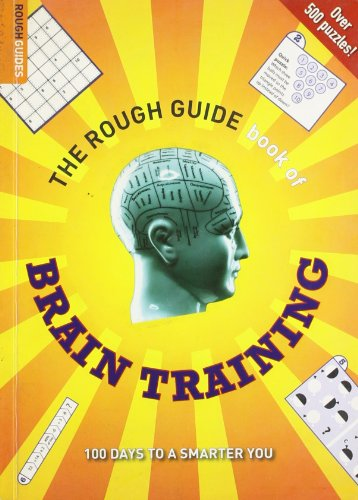 The Rough Guide Book of Brain Training (Rough Guide Reference) -