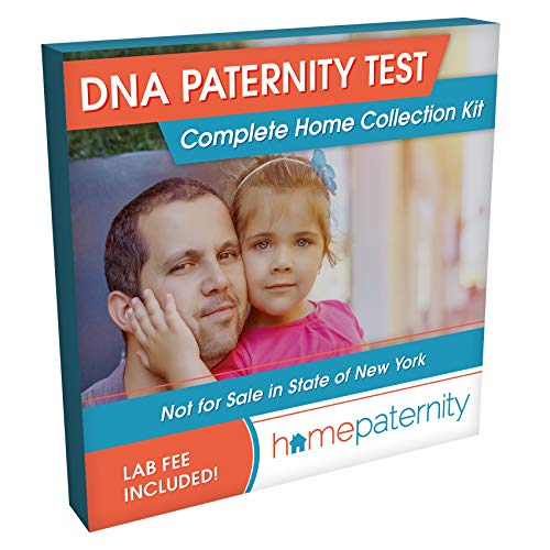 Home Paternity DNA Test Kit | Lab Fees Included | Results in 1-2 Business Days | No Cost to Return Samples | Simple, Accurate | Confidential Results in The Privacy of Your Home by HomePaternity (Image #8)