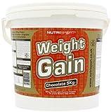 Nutrisport Weight Gain Chocolate 5000g