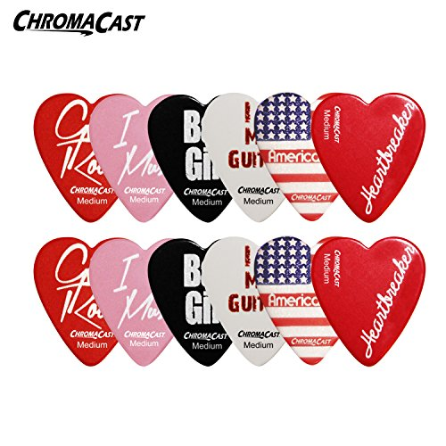 ChromaCast CC HS M Shaped Medium 12 Pack
