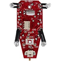 H20C-07 Receiving Board for JJRC H20C - Red