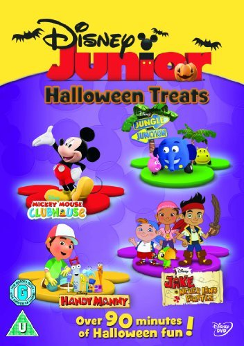 Disney Junior Halloween Treats